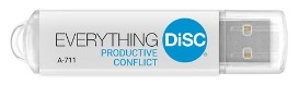 USB with Everything DiSC Productive Conflict Facilitation Kit