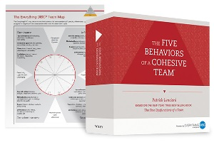 Five Dysfunctions of a Team meets Everything DiSC