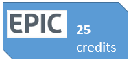 25 EPIC credits per assessment