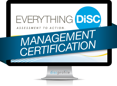 Everything DiSC® Management Online Certification