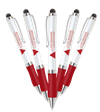 The Five Behaviors of a Cohesive Team™ Pens (Set of 5)